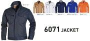 ジャケット バートル メーカー カタログ ポリエステル