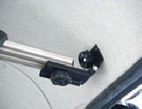 CAP パーツ ダイレクト用 取付金具 2個1セット 車内 キャリア