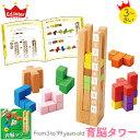 育脳タワー エドインター 立体パズル 知育玩具 木製玩具 脳力パズル 知育パズル プレゼント