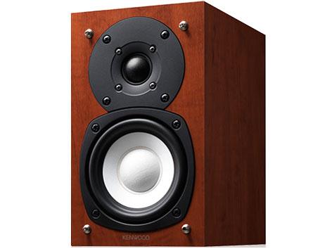 ケンウッド Kseries K-515-S シルバー■ハイレゾ音源対応 ワイドFM対応 ミニコンポ■アルミ素材の本体パネルを採用、他にない質感と音質を実現したハイレゾモデル KENWOOD K515S