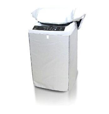 洗濯機カバー 汎用 洗濯機専用 防水 防塵 防湿 紫外線ブロック 劣化防止 室内 屋外 ベランダtecc-sencover