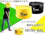 【送料無料】 ゴルフスイング用 サンドバッグ フォーム矯正 練習用 自宅 トレーニング TEC-HL001D