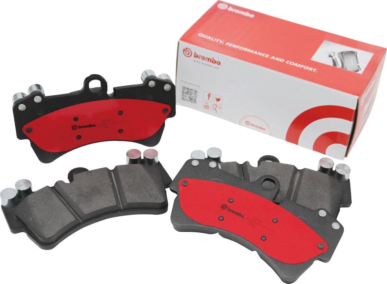 brembo(ブレンボ) ブレーキパッド セラミック フロント MERCEDES BENZ R171 171458 08/05-11/05 品番:P50 073N