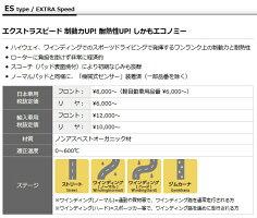 DIXCEL(ディクセル)ブレーキパッドエクストラスピードタイプ1台分セットホンダS660JW515/4-品番:ES331446/ES335912