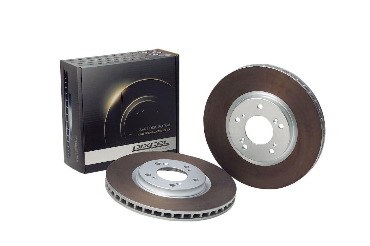 ブレーキ, ブレーキローター DIXCEL() HD 1 SXV10 9211-968 HD3113177SHD3153178S