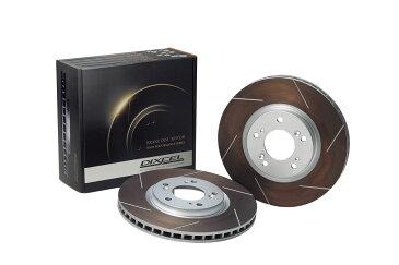 DIXCEL(ディクセル) ブレーキローター HSタイプ リア 日産 ウイングロード WPY11 99/5-05/12 品番:HS3252634S