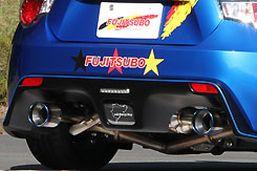 FUJITSUBO(フジツボ)マフラーAUTHORIZE[オーソライズ]RtypeSスバルBRZDBA-ZC62012/03-BGテールエンドモデル品番:560-23112