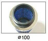 HPI メガマックスエアクリーナー 汎用 コットン φ100ゴムネック スタンダードコア [エアクリ・エアクリーナー・コアタイプ] HP3FC-100