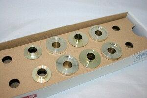 スプーンリジッドカラー(リジカラ)ホンダフィットGD1/GD3フロント用品番:50261-GD3-000
