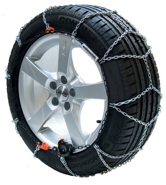 weissenfels(バイセンフェルス) 高性能金属製スノーチェーン クラック&ゴー UNIQA(ユニカ)M32 品番:L070 【適合タイヤサイズ:185/60R16 (サマータイヤ/スタッドレスタイヤ) ※ブリザックVRX、VRX2 適合可 ※ブリザックREVO GZは除く】