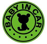 BABYINCAR/KIDSINCAR/CHILDINCARベビーインカー/キッズインカー/チャイルドインカーマグネット