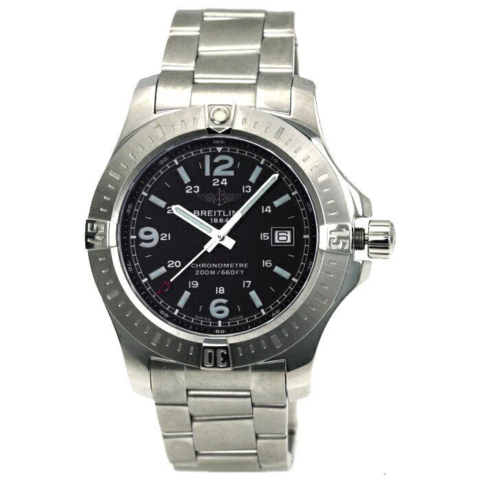 腕時計, メンズ腕時計  BREITLING COLT QUARTZ A7438811 BD45 A749 B45 PCS