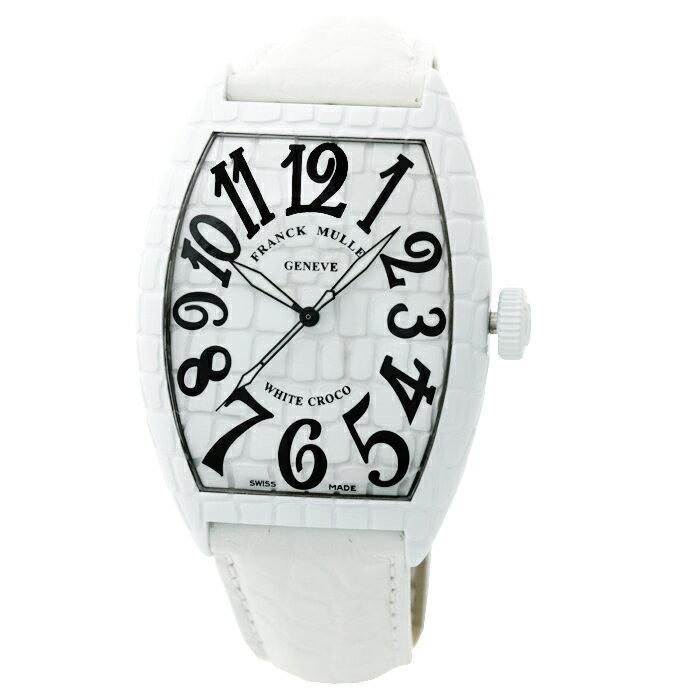 腕時計, メンズ腕時計  FRANCK MULLER CINTREE CURVEX WHITE CROCO 8880SC WHT CRO