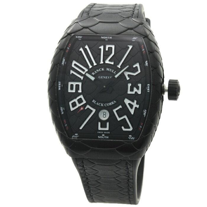 腕時計, メンズ腕時計  FRANCK MULLER VANGUARD BLACK COBRA V45SCDT ACNR BLACK COBRA