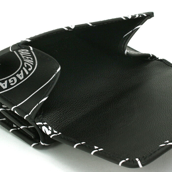 BALENCIAGA(バレンシアガ)『オールオーバー三つ折り財布(5519740HIO71090)』