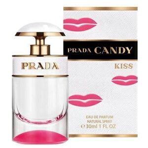 プラダ PRADA キャンディ キス オードパルファムスプレー 30ml レディース
