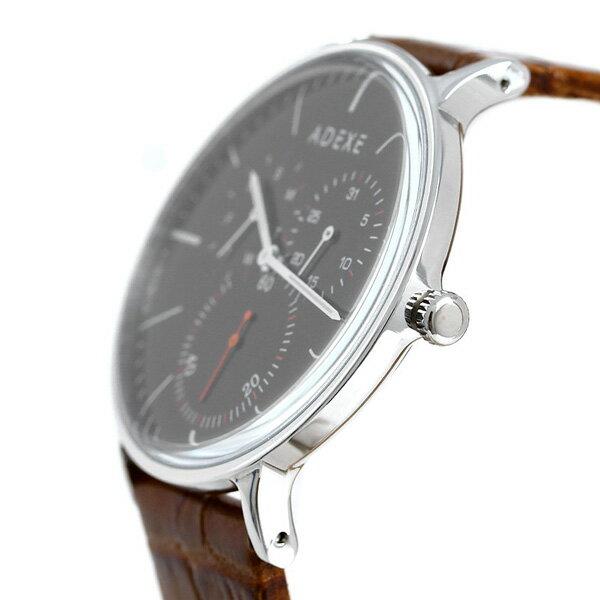 アデクス ADEXE ユニセックス マルチファンクション 41mm 1868A-04 腕時計 グランデ 時計