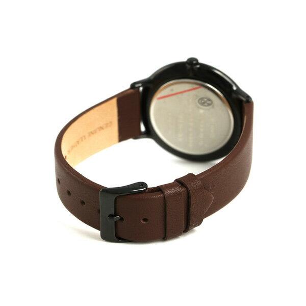 アデクス ADEXE ユニセックス デイト 41mm 腕時計 1890B-02 グランデ 革ベルト 時計