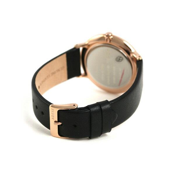 アデクス ADEXE ユニセックス デイト 41mm 腕時計 1890B-04 グランデ 革ベルト 時計
