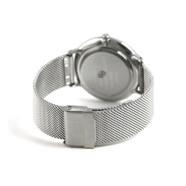アデクス ADEXE ユニセックス デイト 41mm 腕時計 1890B-05 グランデ メッシュベルト 時計