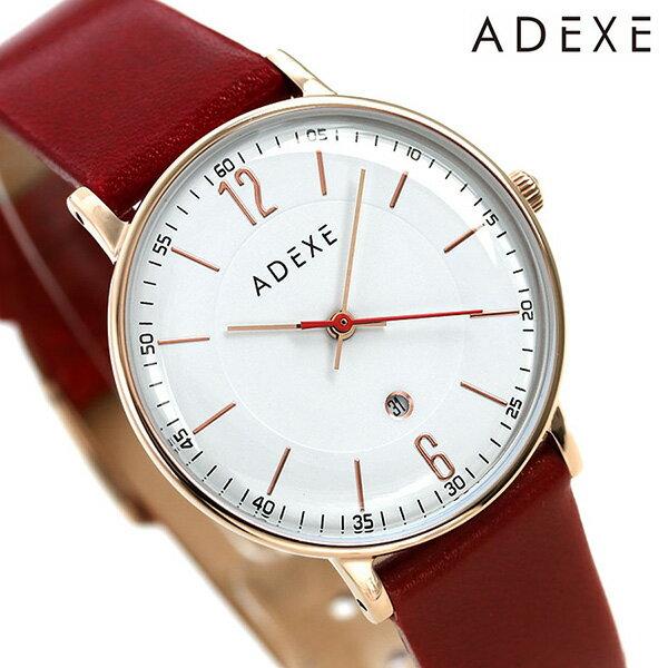 腕時計, メンズ腕時計 55433 ADEXE 33mm 2043B-T03