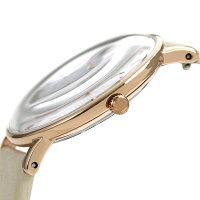 アデクス 中村アンさん着用 レディース 腕時計 2043B-T04 ADEXE プチ 33mm ホワイト×アイボリー【あす楽対応】