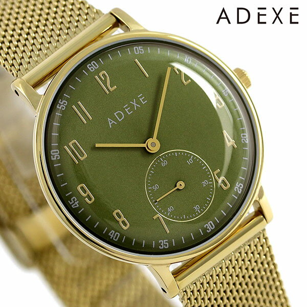 腕時計, 男女兼用腕時計 10427 ADEXE 33mm 2043C-06