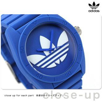 Adidas Santiago ADH6169 adidas watch blue rubber belt