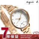 アニエスベー 時計 ビッグ ベー クリスマス 限定モデル FCSK704 agnes b. ホワイト アニエス・ベー 腕時計