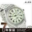 セイコー アルバ ソーラー デイデイト メンズ 腕時計 AEFD559 SEIKO ALBA