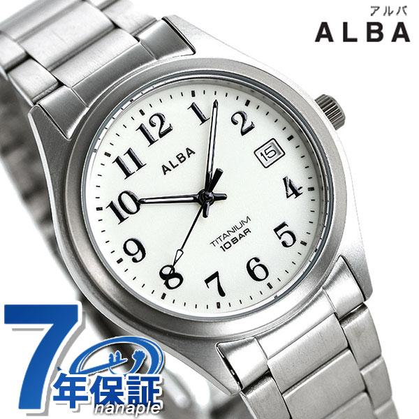 腕時計, 男女兼用腕時計  AQGJ406 SEIKO ALBA
