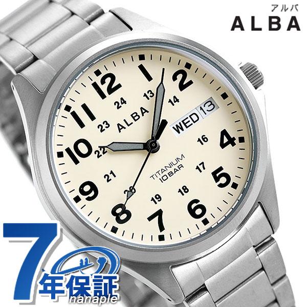 腕時計, メンズ腕時計 10419 AQPJ401 SEIKO ALBA