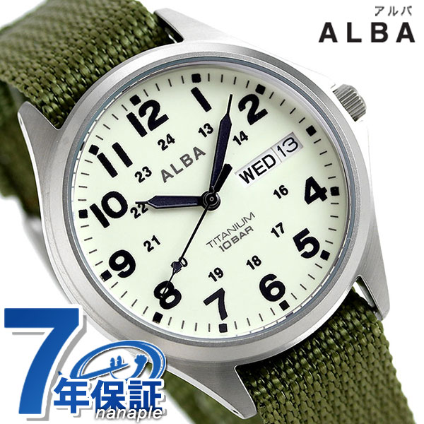 腕時計, メンズ腕時計  AQPJ403 SEIKO ALBA