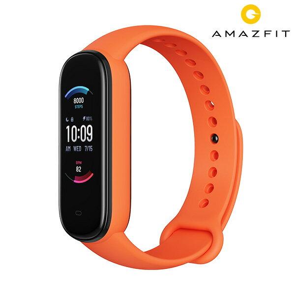 スマートフォン・タブレット, スマートウォッチ本体 amazfit Band 5 SP170022C07