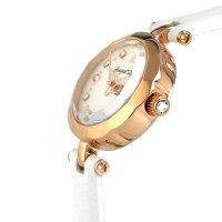エンジェルハート ブリリアントフラワー レディース 腕時計 BF21P-WH Angel Heart ホワイト×ホワイト 時計