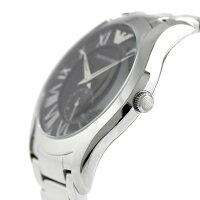 エンポリオ アルマーニ バレンテ スモールセコンド メンズ AR11086 腕時計 EMPORIO ARMANI ブラック