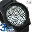 アルマーニ 時計 メンズ ブラック AX1443 ARMAN...