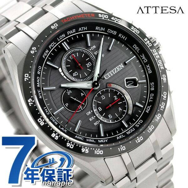 腕時計, メンズ腕時計 10522 AT8144-51E CITIZEN ATESSA