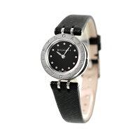 ブルガリ BVLGARI ビーゼロワン 23mm レディース 腕時計 BZ23BSL ブラック