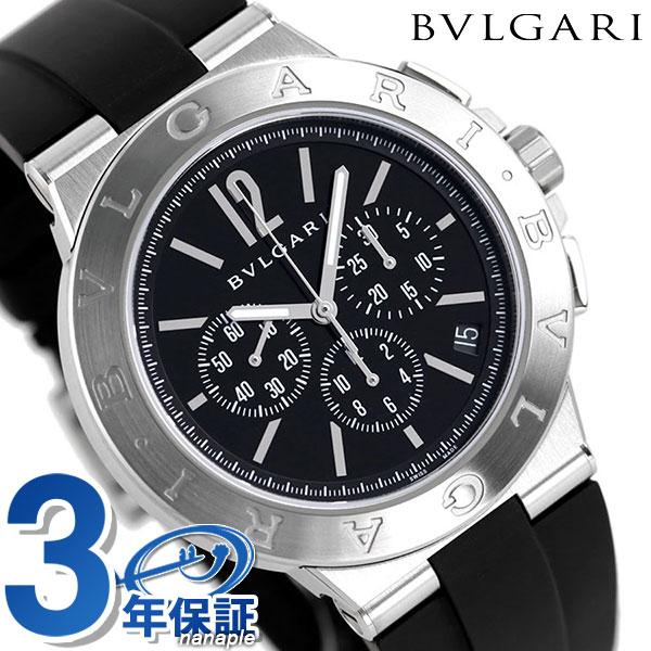 腕時計, メンズ腕時計 10522 41mm DG41BSVDCH BVLGARI