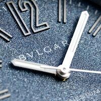 ブルガリ 時計 BVLGARI ディアゴノ マグネシウム 41mm 自動巻き メンズ 腕時計 DG41C3SMCVD ブルー×ブラック【あす楽対応】
