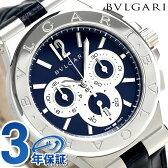 ブルガリ BVLGARI ディアゴノ カリブロ303 限定モデル 42mm DG42C3SLDCH 腕時計