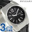 ブルガリ BVLGARI エルゴン 30mm クオーツ レディース EG30BSLD 腕時計 ブラック