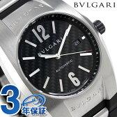 ブルガリ BVLGARI エルゴン 40mm 自動巻き メンズ 腕時計 EG40BSVD ブラック
