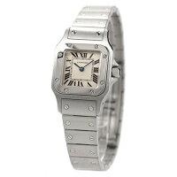 カルティエ腕時計サントスガルベレディースシルバーCartierW20056D6新品