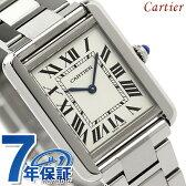 【ノベルティ プレゼント♪】カルティエ Cartier カルティエ タンク ソロ W5200013 レディース