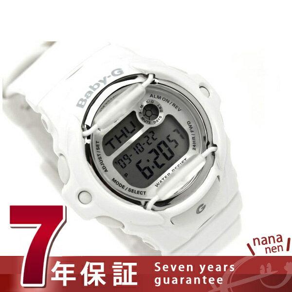 534c1126ea94 Baby-G 白 レディース カシオ 腕時計 ベビーG REEF ホワイト BG-169R-7ADR