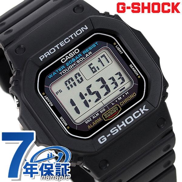 腕時計, メンズ腕時計 G-SHOCK CASIO G-5600E-1DR 5600 G