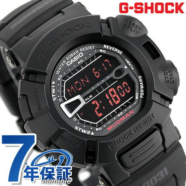 CASIO G-SHOCK mudman 151851 G-9000MS-1DR CASIO G...