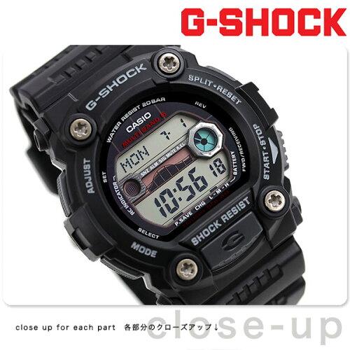 G-SHOCK 電波 ソーラー CASIO GW-7900-1ER 腕時計 カシオ Gショック タイドグラフ・ムーンデータ搭...